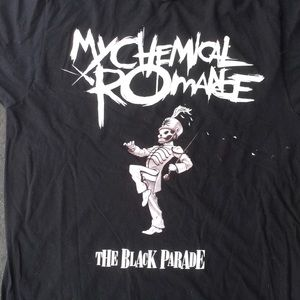 My Chemical Romance Tee